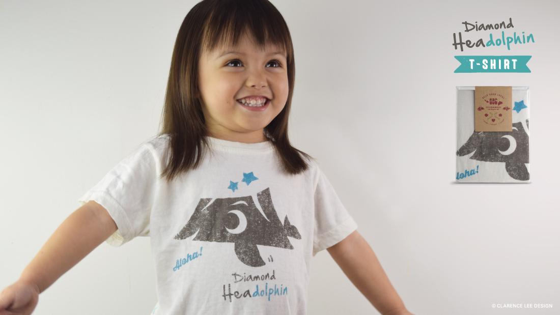 Packaged Diamond Headolphin Tshirt