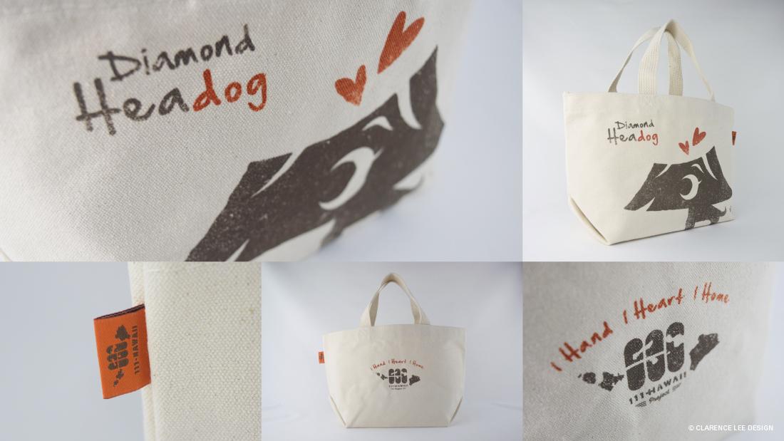 Small Character Tote Bag
