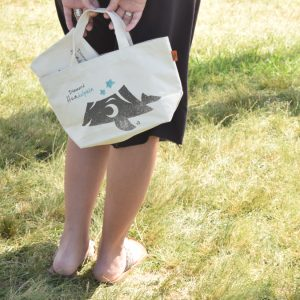 Small Character Tote Bag