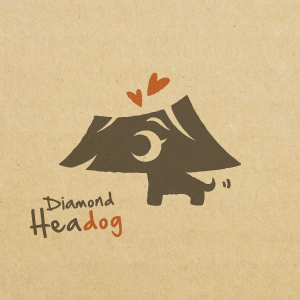 111-HAWAII PROJECTのかわいいキャラクター ダイヤモンド・ヘッドッグ