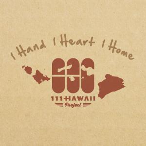 ハワイの社会貢献プロジェクト 111-HAWAII PROJECT ロゴ