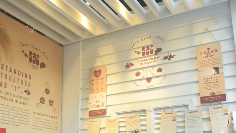 111-Hawaii official showroom