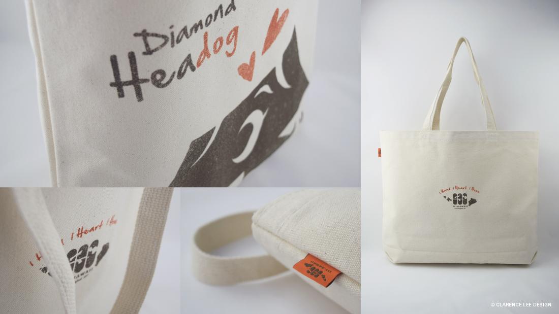 ダイヤモンド・ヘッドッグのバッグはお土産におすすめ