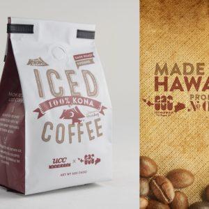 ucc iced kona coffee