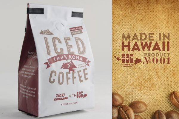 ucc iced kona coffee