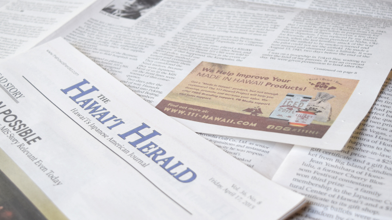 The Hawaii Herald