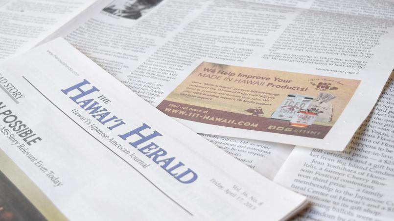 The Hawaii Herald