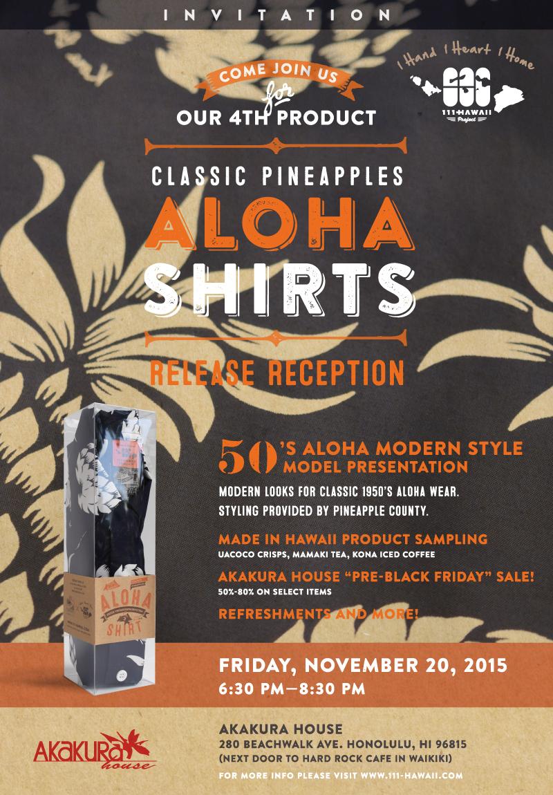 #4 Classic Aloha Shirt
