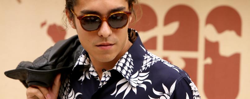 Classic Pineapple Aloha Shirt