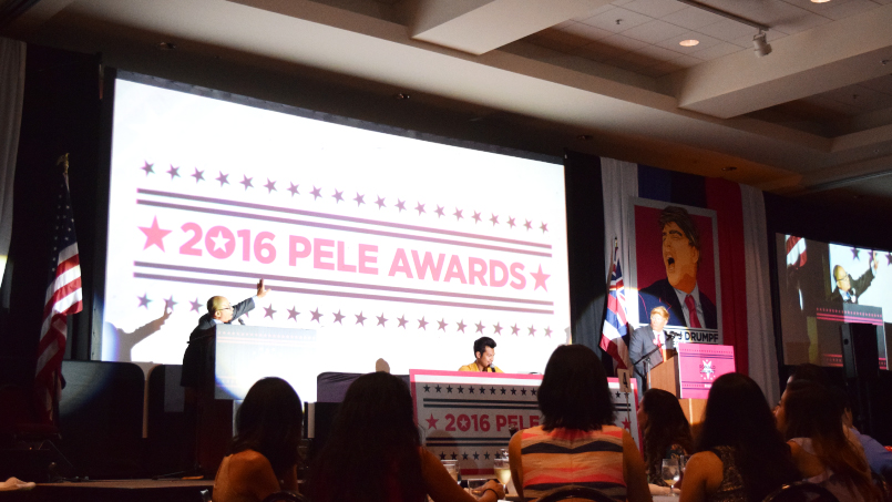 Pele Awards 2016