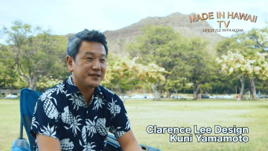 Made in Hawaii TV interview