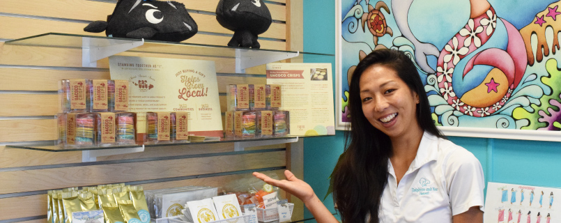 Treasures and You store Waikiki