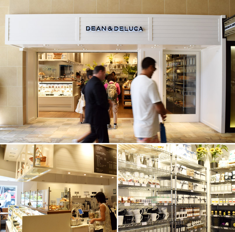 Dean & Deluca Store at the Royal Hawaii Shopping Center