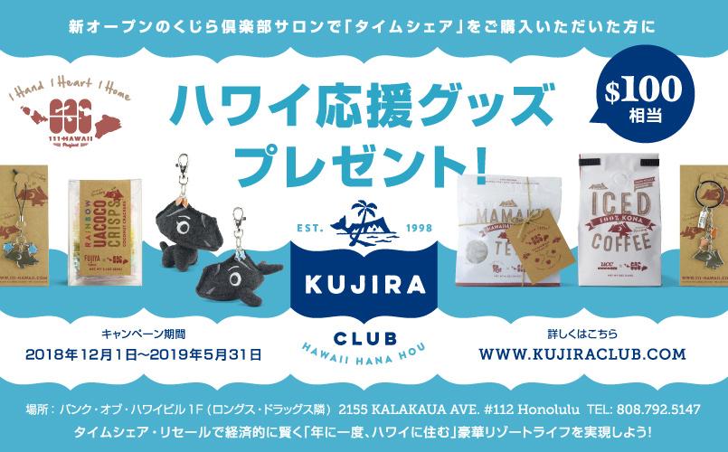111-Hawaii Merchandise Campaign