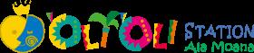'OLI'OLI Station Ala Moana Logo